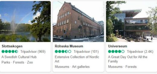 Gothenburg Attractions