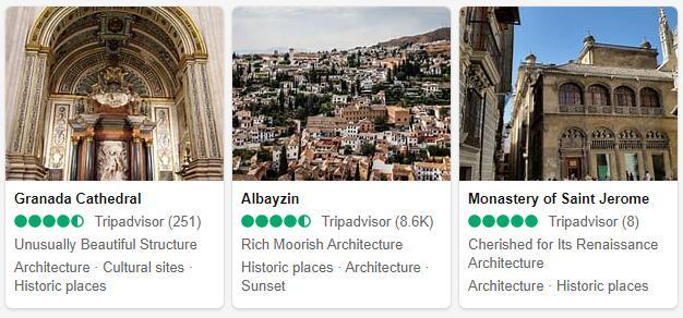 Granada Attractions 2