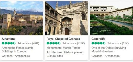 Granada Attractions