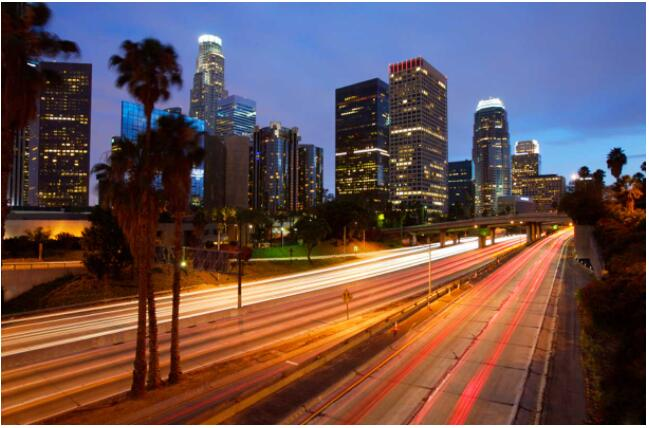 THE BEST OF LOS ANGELES