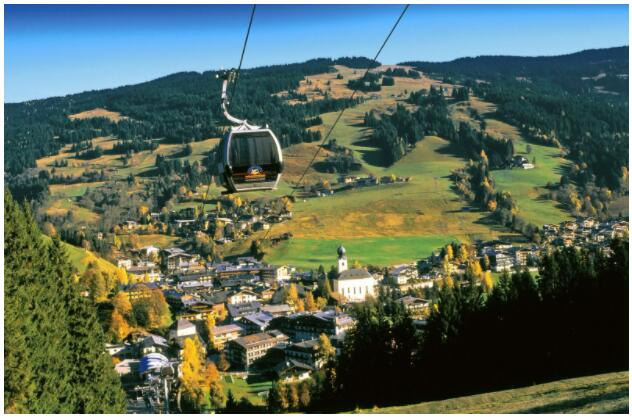 THE BEST OF SAALBACH