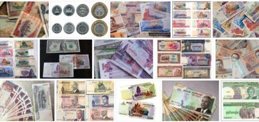 Cambodia Money