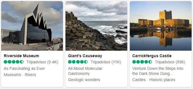 Scotland Attractions 2