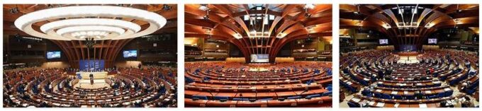 Council of Europe or CE