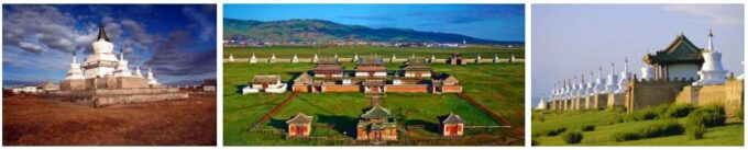 Culture and sights in Mongolia