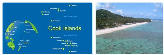 Information about Cook Islands