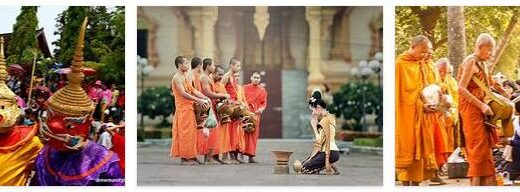 Laos Culture and Traditions