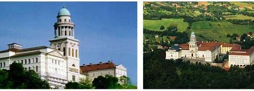 Pannonhalma Benedictine Abbey (World Heritage)